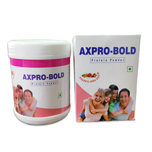 AXPRO-BOLD(MIXED FRUIT FLAVOUR) Protein Powder
