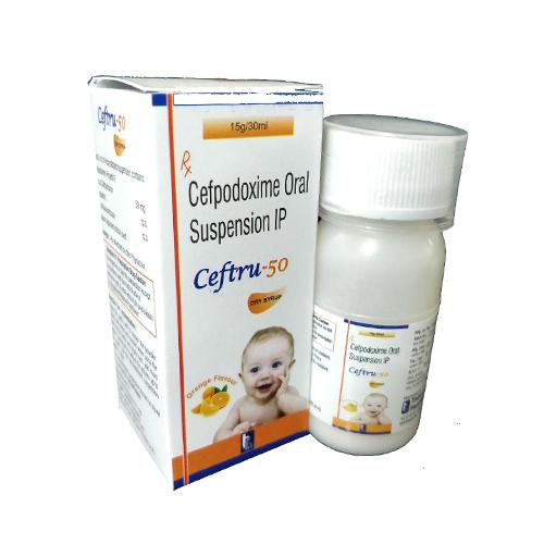 CEFTRU-50 Dry Syrup