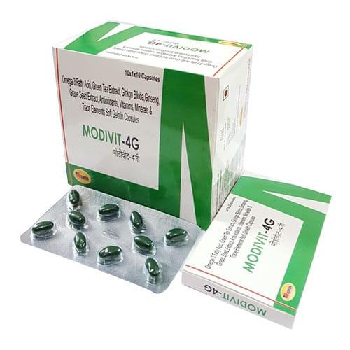 MODIVIT-4G Soft Gel Capsules