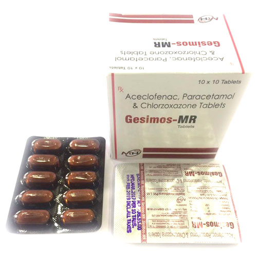 GESIMOS- MR Tablets