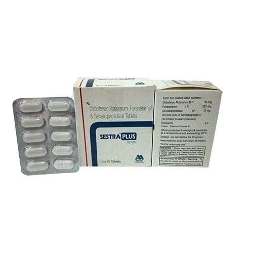 SESTRA-PLUS Tablets