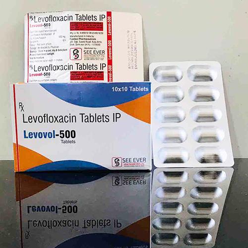 LEVOVOL-500 Tablets