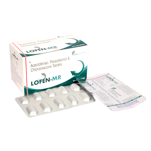 LOFEN-MR Tablets