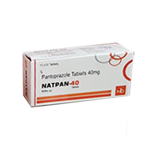 NATPAN-40 Tablets