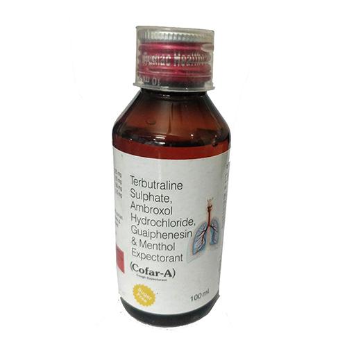 COFAR-A Syrup (100 ml)