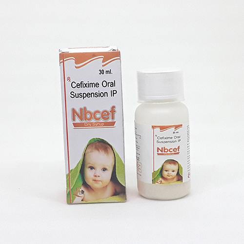 NBCEF Dry Syrup