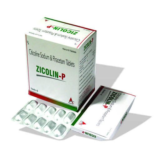 ZICOLIN-P Tablets