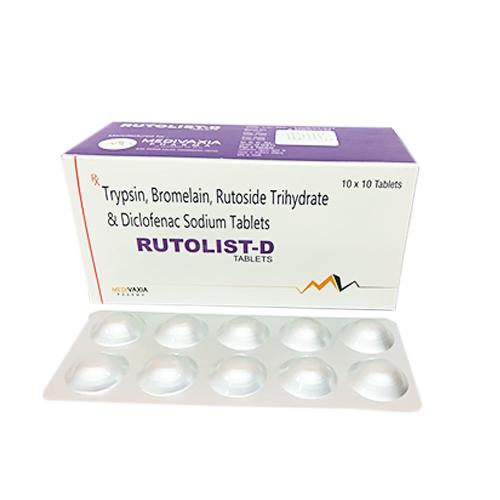 RUTOLIST-D Tablets