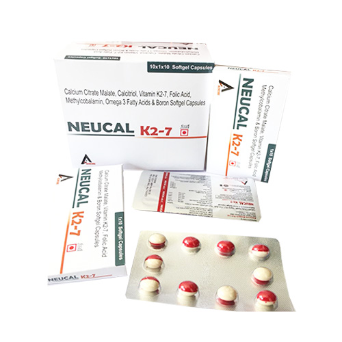 NEUCAL K-27 Softgel Capsules