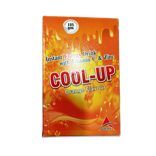 COOL-UP Energy Drink (Powder)