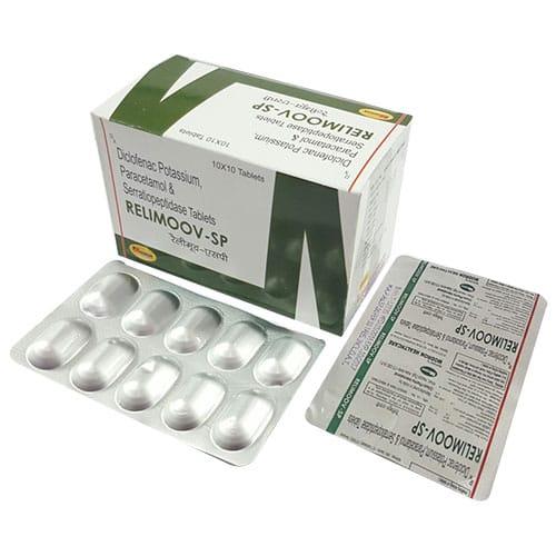 RELIMOOV- SP Tablets