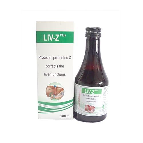 Liv-Z Plus Tonic