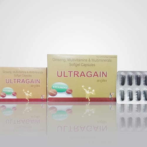ULTRA GAIN Softgel Capsules