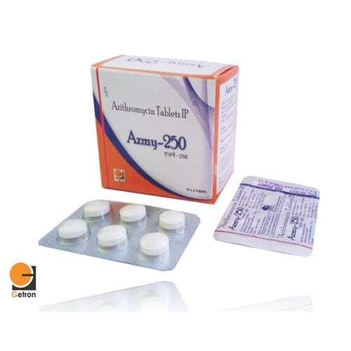 AZMY 250 Tablets