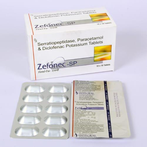 ZEFONEC- SP Tablets