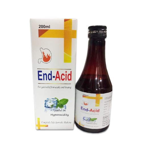 END-ACID Syrup