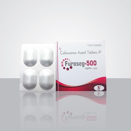 FUROSEG-500 Tablets