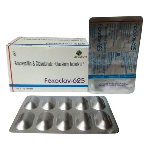 FEXOCLAV-625 Tablets
