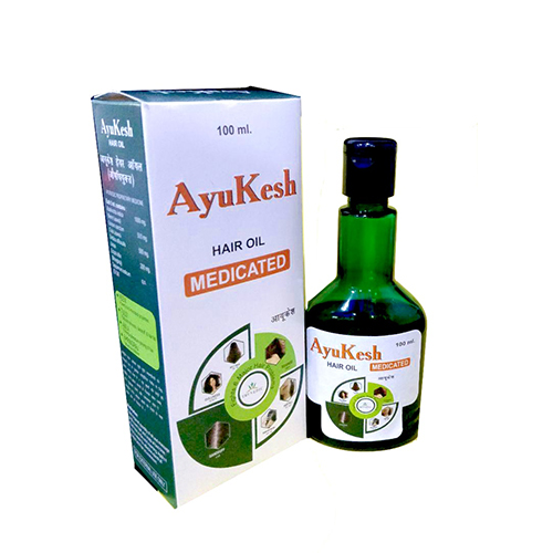 AYUKESH Hair Oil