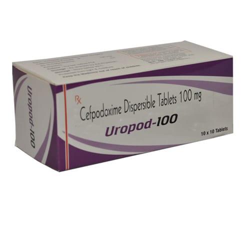 UROPOD-100 Tablets