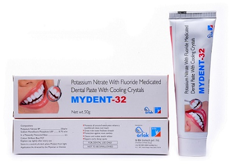 MYDENT 32 Tooth Paste