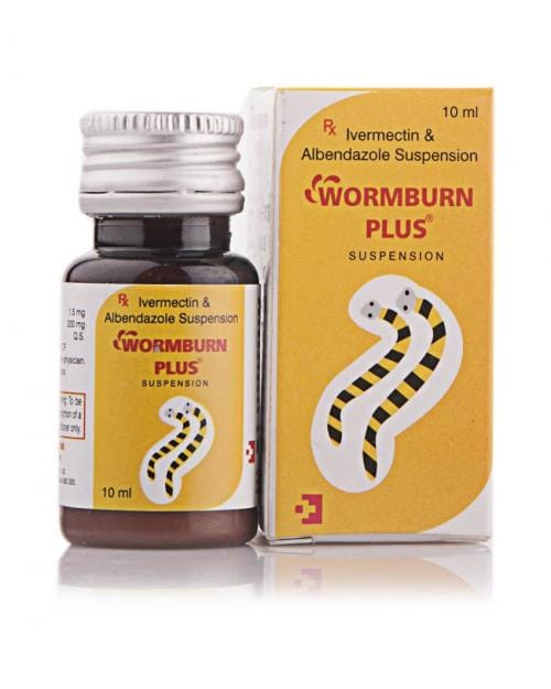 WORMBURN-PLUS Suspension