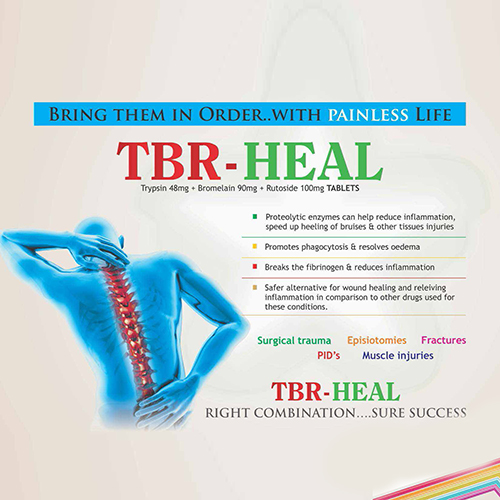 TBR-HEAL Tablets