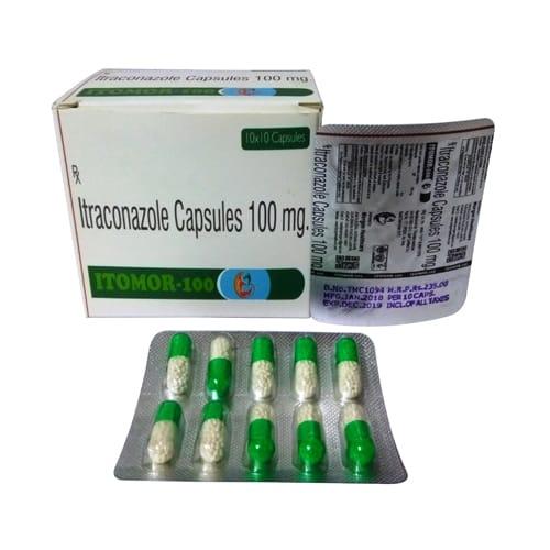 ITOMOR-100 Capsules