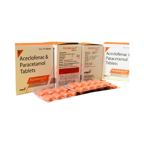 ACISTENSA-P Tablets