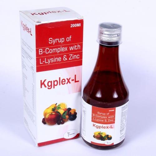 Kgplex-L 200ml Syrup