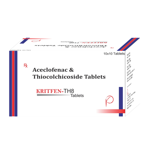 KRITFEN-TH8 Tablets