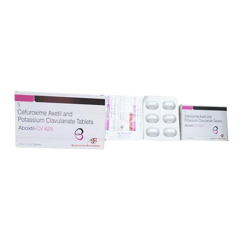 ABOXTIL-CV 625 Tablets