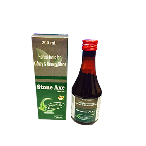 STONE-AXE Syrup