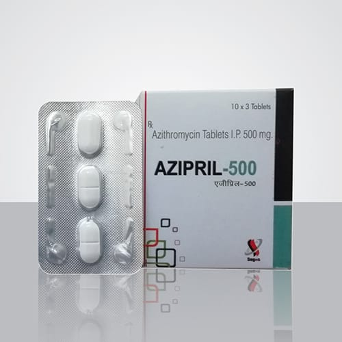 AZIPRIL-500 Tablets