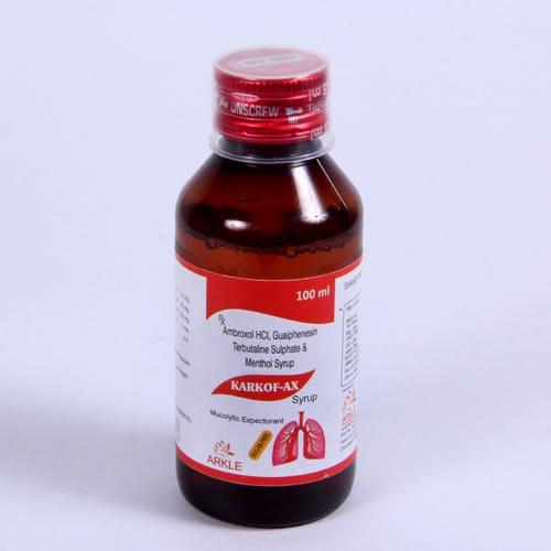 Karkof-AX Syrup