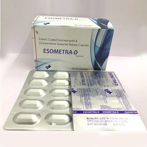 ESOMETRA-D Capsules