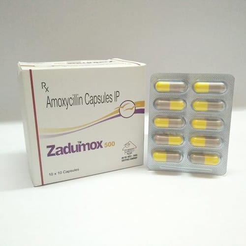 ZADUMOX-500 Capsules