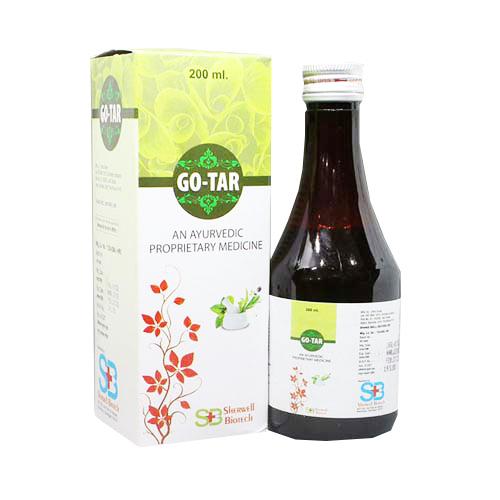 GO-TAR Syrup