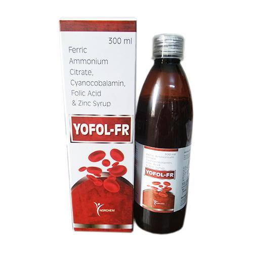 Yofol-FR Syrup