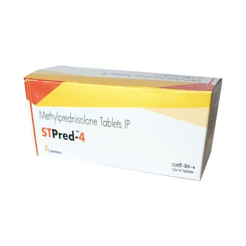 STPRED-4 Tablets