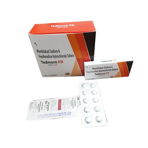 TADMONT-FD Tablets