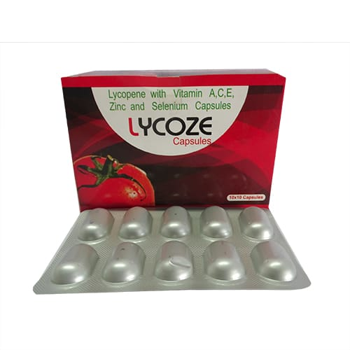 Lycoze Capsules