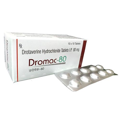 DROMAC-80 Tablets