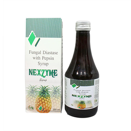 NEXZYME Syrups