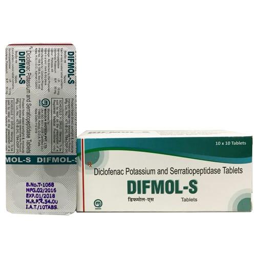 DIFMOL-S Tablets