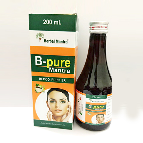 B-Pure Mantra Syrup