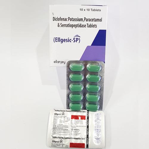 ELLGESIC-SP Tablets