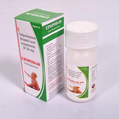 EPOPOD-50 Dry Syrup