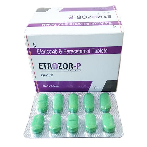 Etrozor-P Tablets