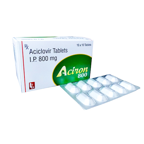 ACIRON-800 Tablets